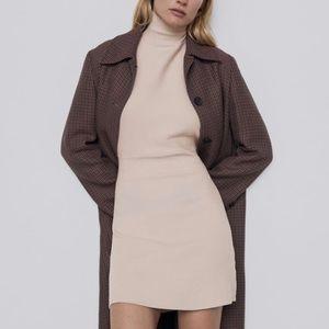 Zara Knit Mini Dress Size S